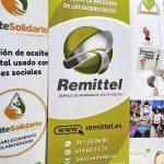 Remittel colabora con RastroSolidario y Proyecto Empar en la celebración de Sant Jordi.